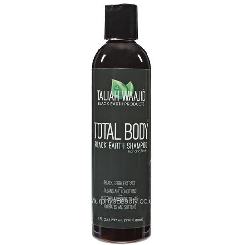 Taliah Waajid | Black Earth Products | Total Body Shampoo 2in1 Hair & Body