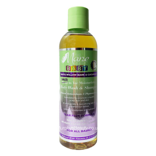 The Mane Choice | Baby | Body Wash & Shampoo