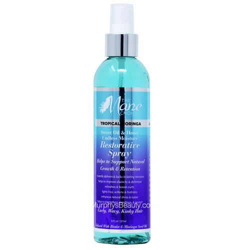 The Mane Choice | Tropical Moringa | Daily Restorative Spray