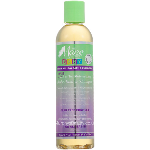 The Mane Choice | Baby Hair to Toe Moisturizing Body Wash & Shampoo