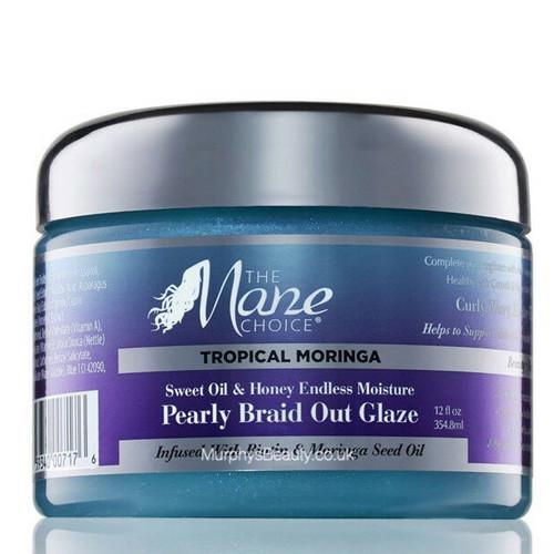 The Mane Choice | Tropical Moringa | Braid Glaze