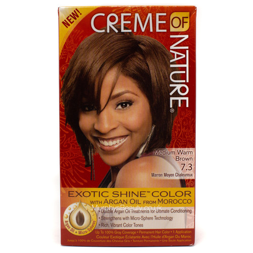 Creme of Nature | Exotic Shine Color
