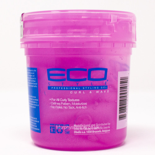 Eco | Curl and Wave Gel (Pink)