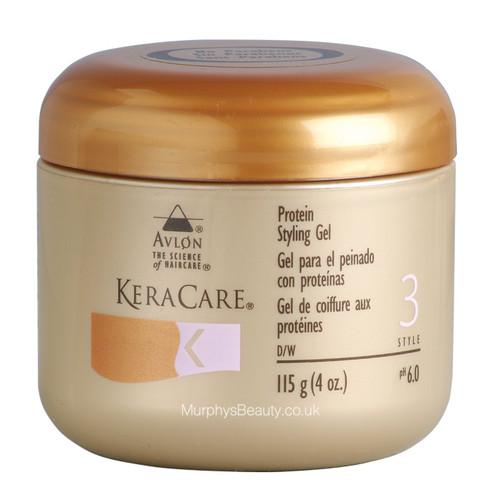 KeraCare | Protein Styling Gel Black