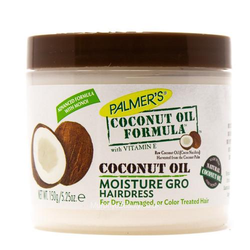 Palmer's   Coconut Oil Formula   Coconut Oil Moisture Gro Hairdress