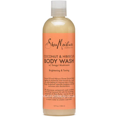 Shea Moisture | Coconut & Hibiscus | Body Wash