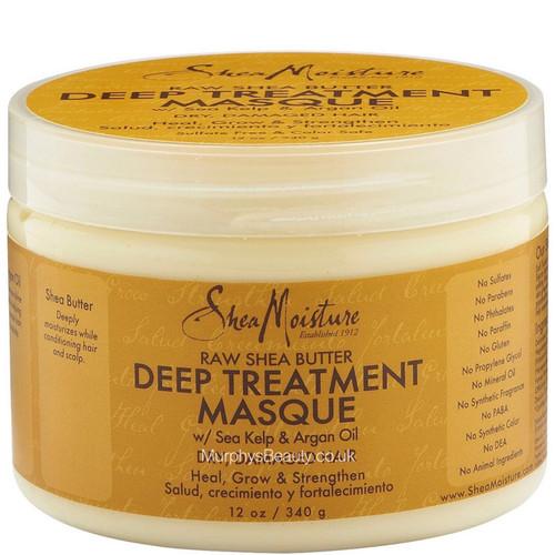 Shea Moisture | Raw Shea Butter | Deep Treatment Masque