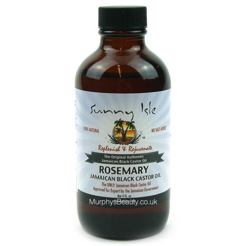 Sunny Isle | Rosemary Jamaican Black Castor Oil