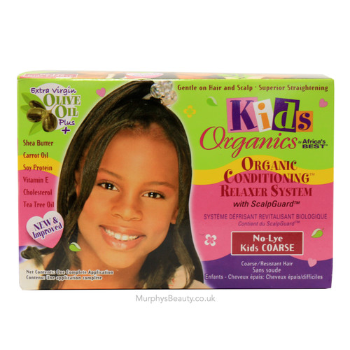 Africa's Best | Kids Organics | Relaxer System Coarse
