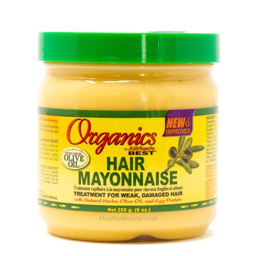 Africa's Best | Olive Oil | Hair Mayonnaise