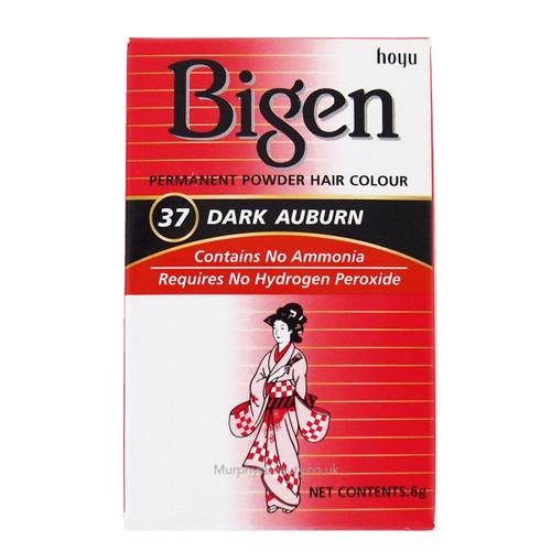Bigen | Permanent Powder Hair Colour (6g)