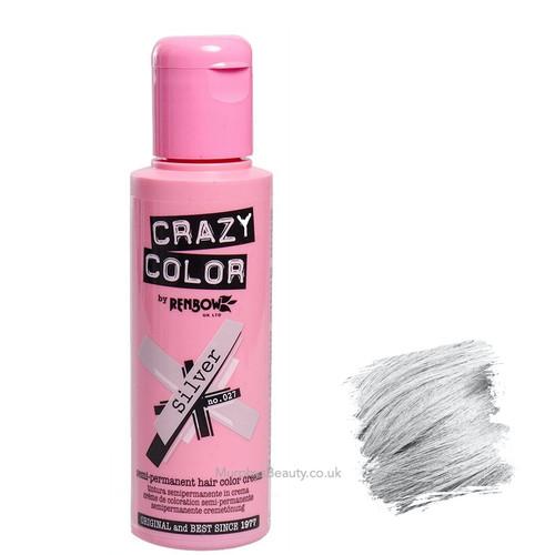 Crazy Color | Semi-Permanent Hair Colour Cream