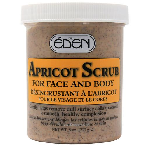 Eden | Apricot Scrub Face & Body