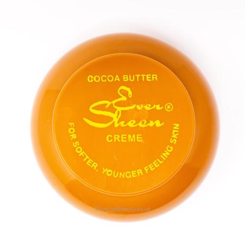 Ever Sheen   Cocoa Butter Creme