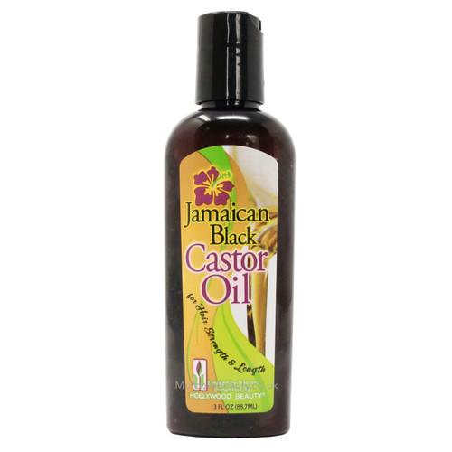 Hollywood Beauty | Jamaican Black Castor Oil