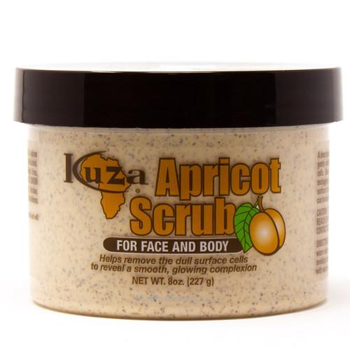 Kuza | Apricot Scrub Face & Body