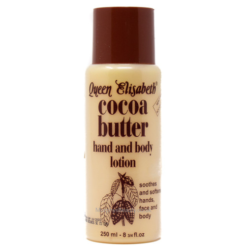 Queen Elisabeth | Cocoa Butter | Hand and Body Lotion