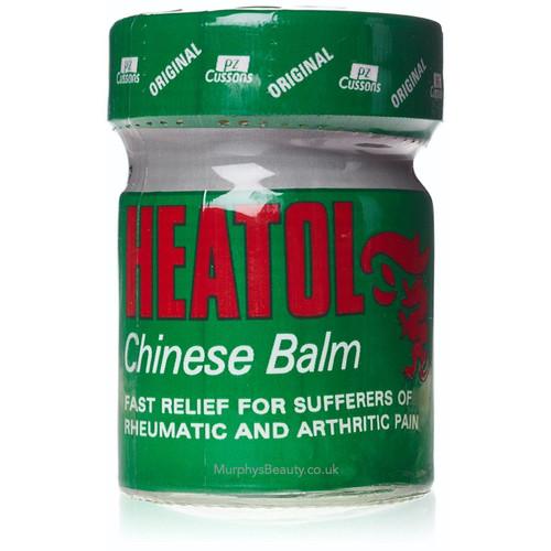 Heatol | Chinese Balm