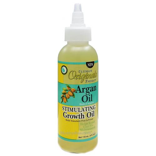 Africa's Best | Argan Oil Stimulating Growth Oil
