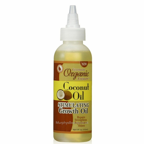 Africa's Best | Coconut Oil Stimulating Growth Oil