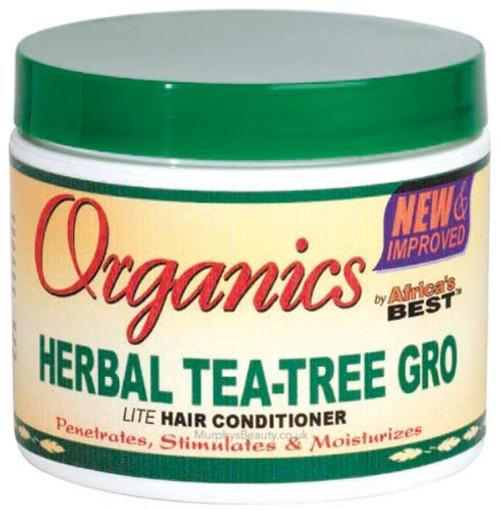 Africa's Best | Herbal Tea Tree Hair Gro