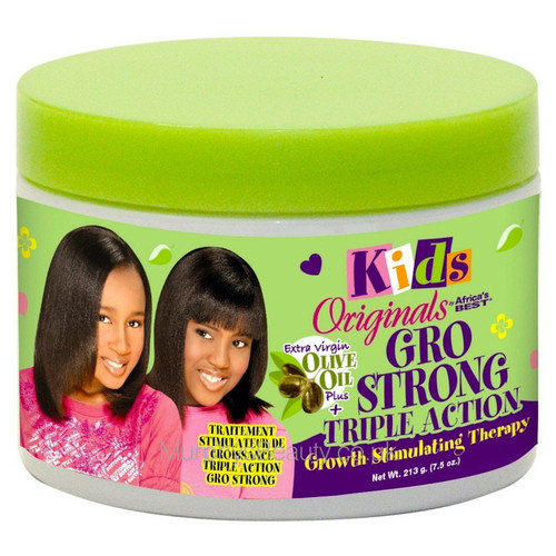 Africa's Best | Kids Organics | Growth Stimulating Therapy