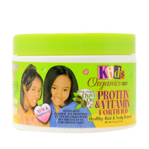 Africa's Best | Kids Organics | Healthy Hair Scalp Remedy