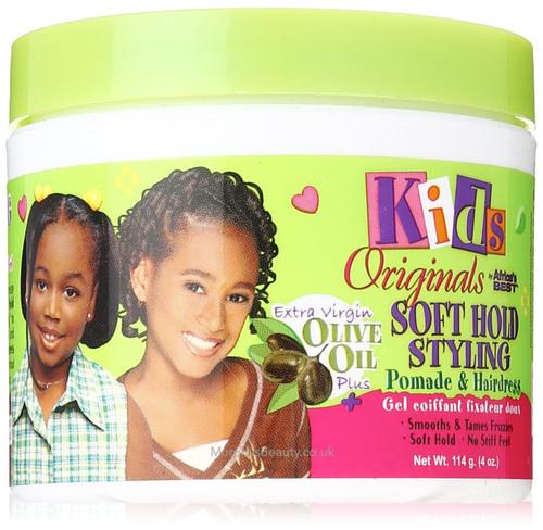 Africa's Best | Kids Organics | Soft Hold Styling Pomade