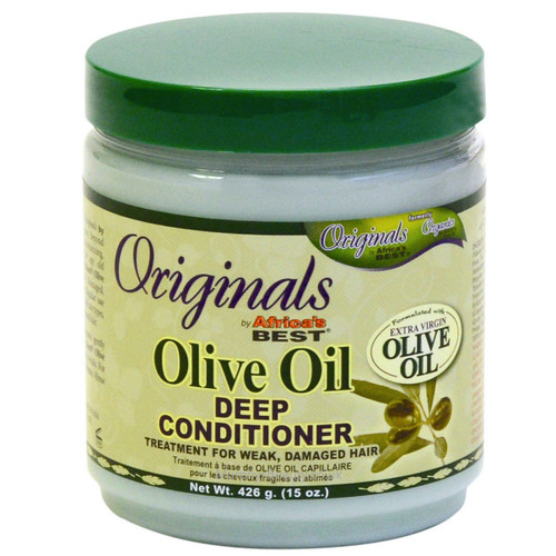 Africa's Best | Olive Oil | Deep Conditioner