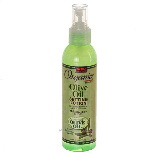 Africa's Best | Olive Oil | Setting Lotion