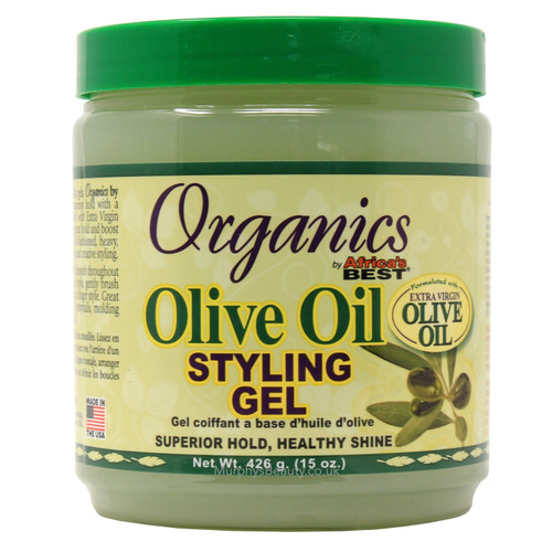 Africa's Best   Olive Oil   Styling Gel