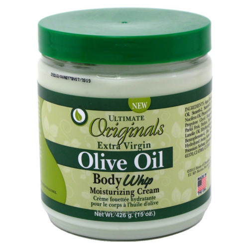 Africa's Best   Ultimate Organics   Olive Oil Body Whip