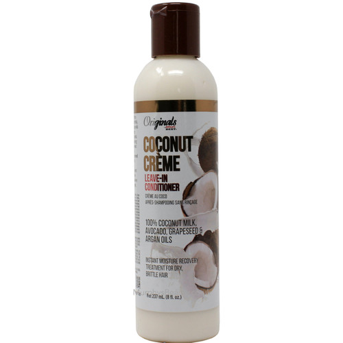 Africa's Best   Coconut Creme Leave In Conditioner