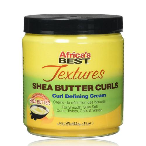 Africa's Best | Textures Shea Butter Curls Defining Cream