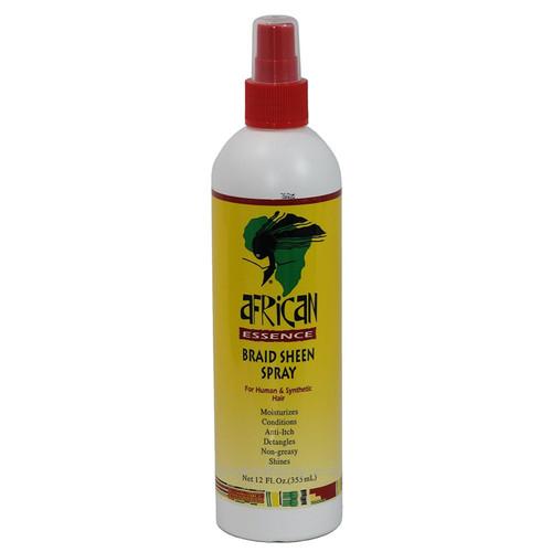 African Essence | Braid Sheen Spray