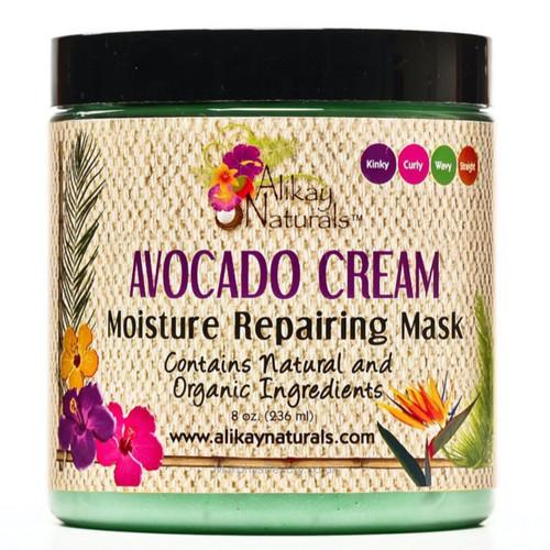 Alikay Naturals   Avocado Cream Moisturizing Repairing Mask