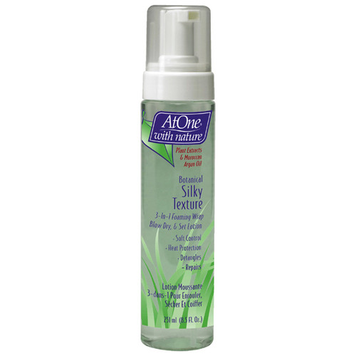 AtOne With Nature | Silky Texture Mousse