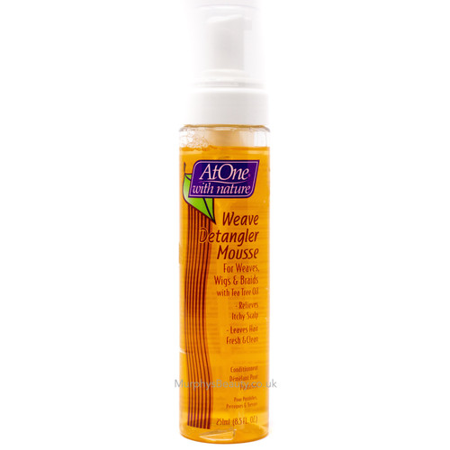 AtOne With Nature | Weave Detangler Mousse