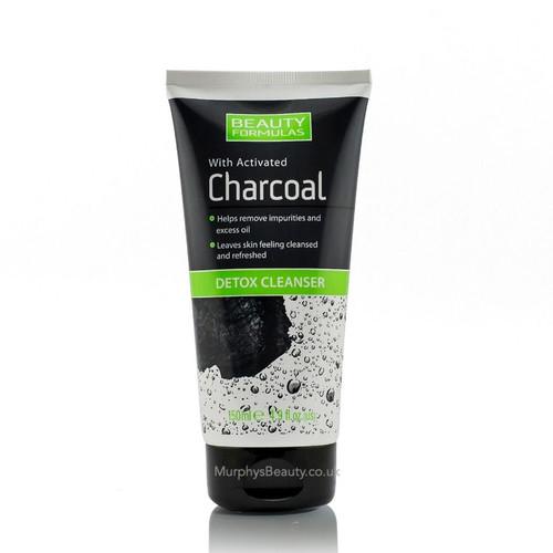 Beauty Formulas | Charcoal Detox Cleanser