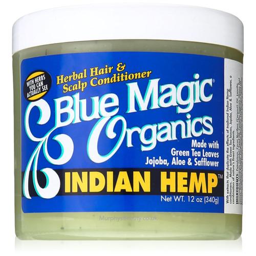 Blue Magic | Organics | Indian Hemp Conditioner