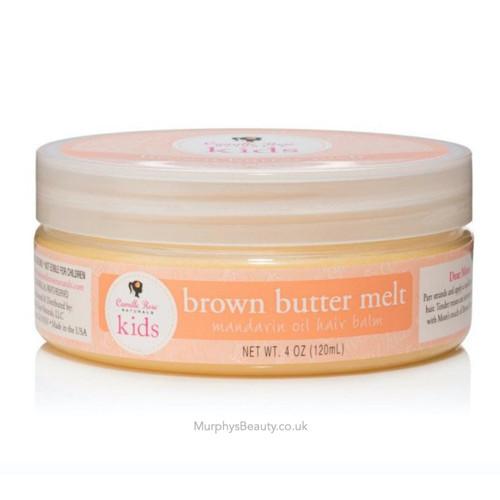 Camille Rose | Kids Brown Butter Melt Oil Hair Balm