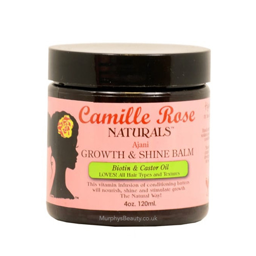 Camille Rose   Growth and Shine Balm