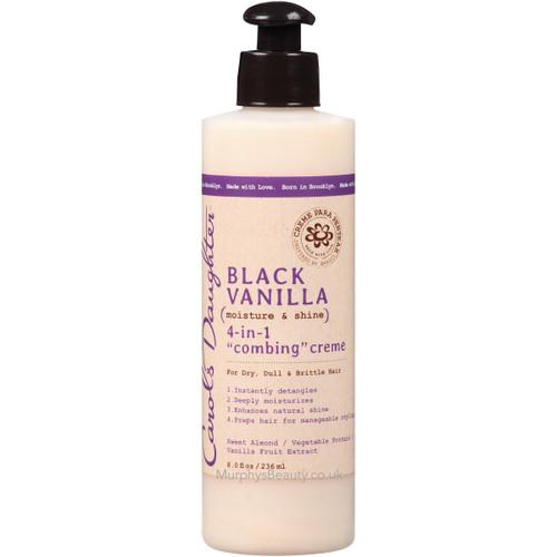 Carol's Daughter | Black Vanilla | 4 in 1 Combing Cream