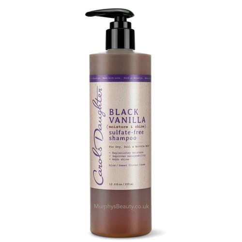 Carol's Daughter | Black Vanilla | Moisture & Shine Sulfate-Free Shampoo
