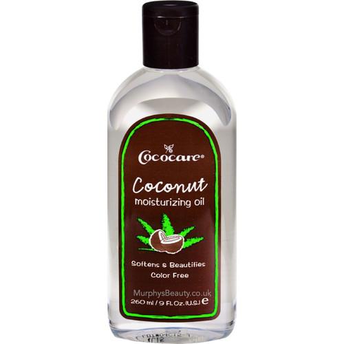 Cococare   Cocoa Coconut Moisturizing Oil