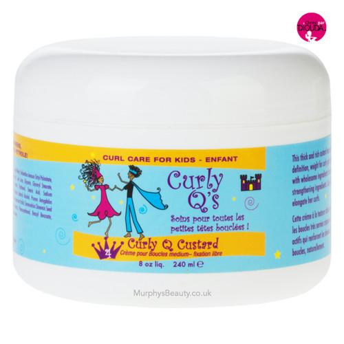 Curls | Curly Q's | Curly Q Custard