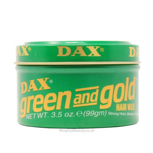 DAX | Green & Gold Hair Wax