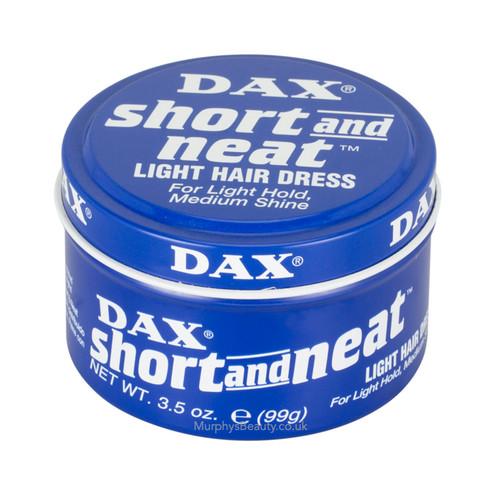 DAX | Short & Neat Light Hair Dress