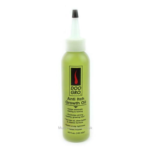 Doo Gro | Anti Itch Growth Oil