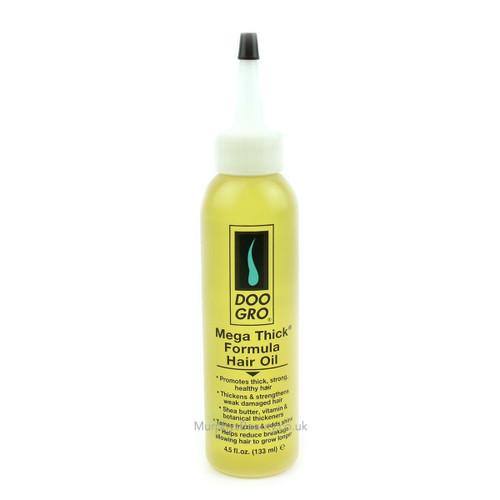 Doo Gro | Mega Thick Formula Hair Oil